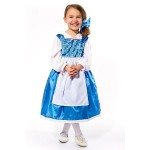 Little Adventures Beauty Day Dress with Bow