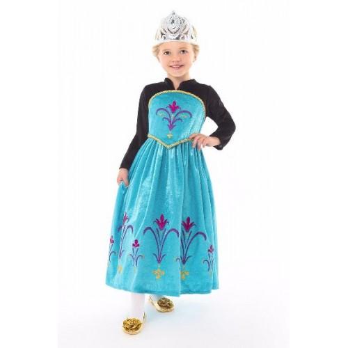 Little Adventures Ice Queen Coronation Dress