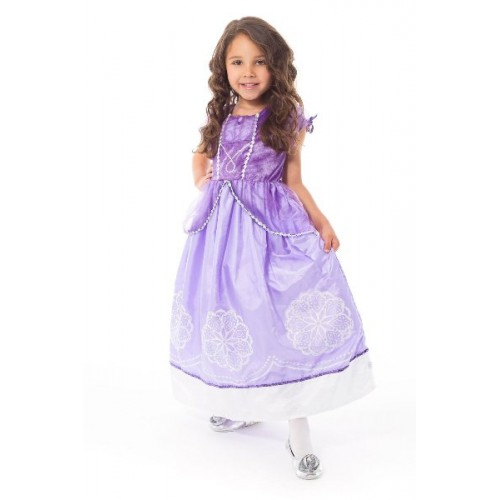 Little Adventures Purple Amulet Princess