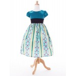 Little Adventures Scandinavian Princess Coronation Dress
