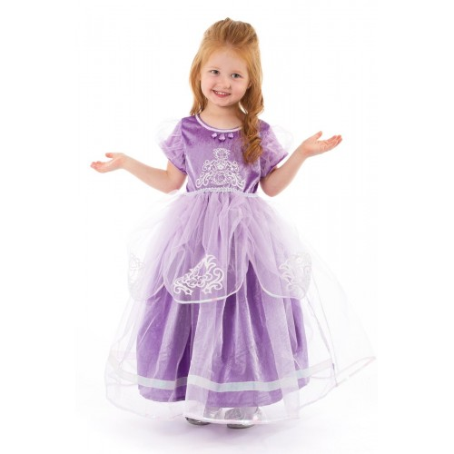 Little Adventures Deluxe Purple Amulet Princess