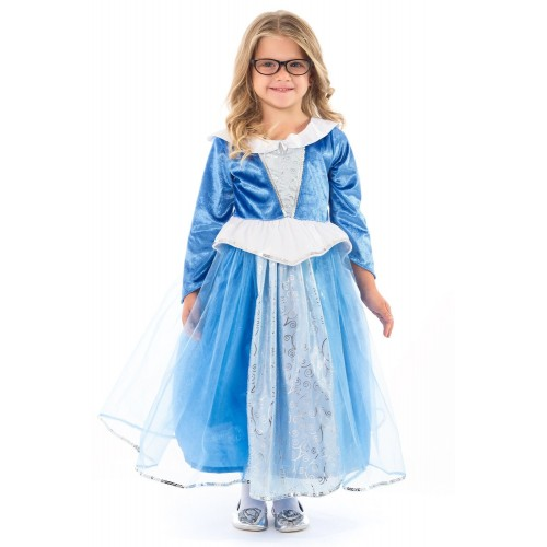 Little Adventures Deluxe Sleeping Beauty Blue