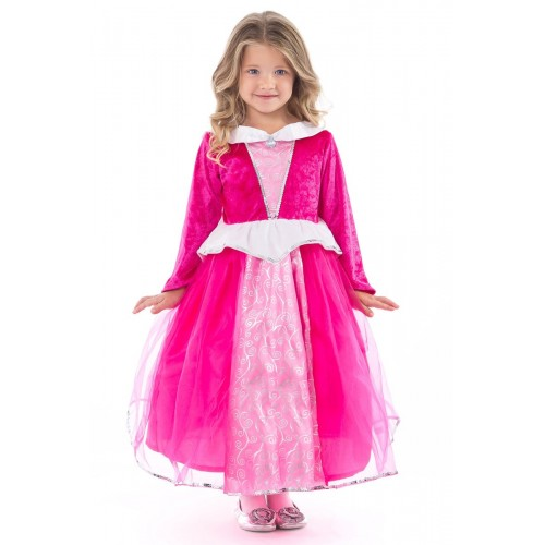 Little Adventures Deluxe Sleeping Beauty Hot Pink