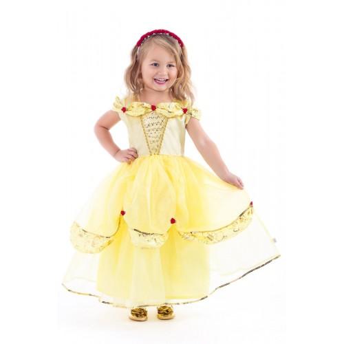 Little Adventures Deluxe Yellow Beauty