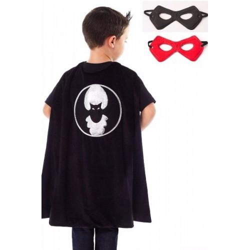 Little Adventure Bat Cape & Mask Set
