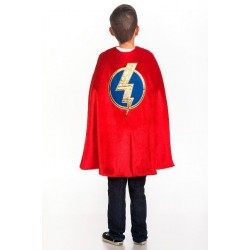 Little Adventure Red Hero Cape