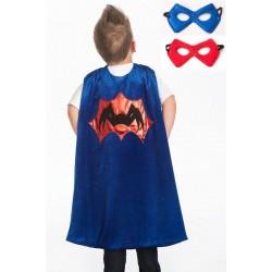 Little Adventure Spider Cape & Mask Set