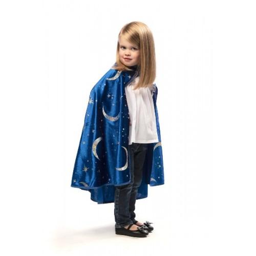 Little Adventure Wizard Cape Royal Blue