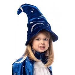 Little Adventure Wizard Hat Royal Blue