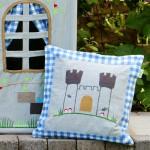 Castle Cushion Cover