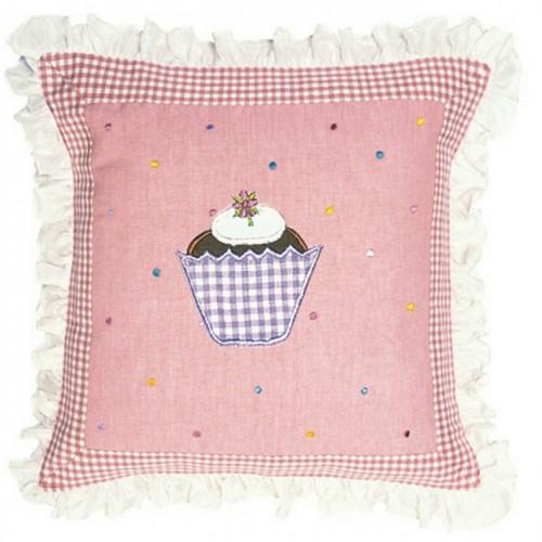 Gingerbread Cushion Cover