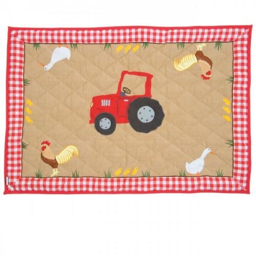 Barn Floor Quilt