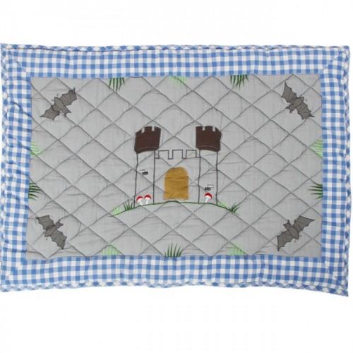Knight's Floor Quilt