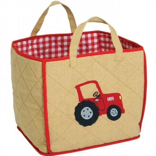 Barn Toy Bag