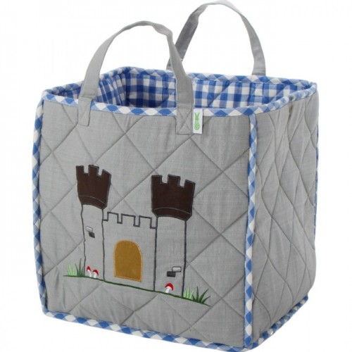 Castle Toy Bag