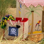 Pirate Toy Bag